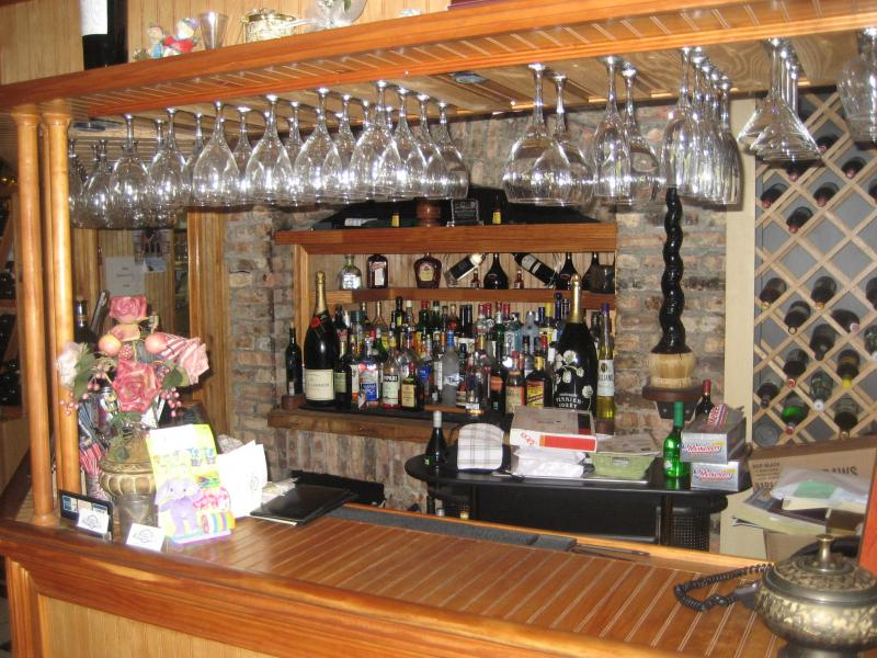 full-liquor Bar